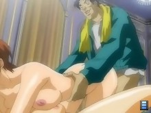 Porn Anime: Kisaku decides to get his posession on and teach Kisaki a thing or two about the Power of Letch